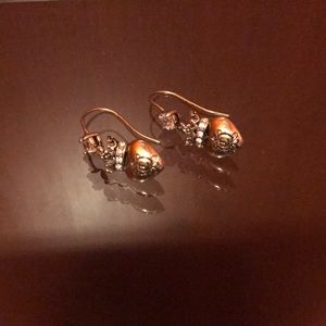 Juicy couture hanging earrings